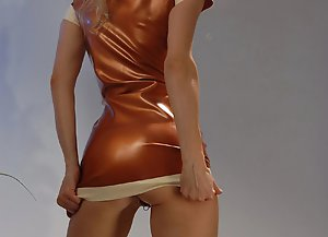 Mistress in sexy latex