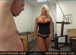 Goddess Alura ..::.. Heartlessly whipped into welts and bruises by this huge busted and extremely strict Goddess ..::.. SUPER HD