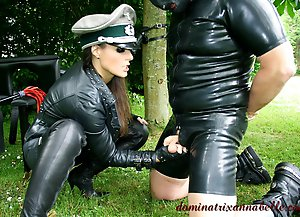 Dominatrix Annabelle - My Slave you will Obey