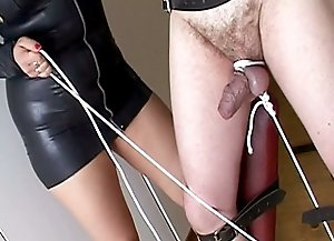 The ultimate collection of cock and balls femdom punishment videos