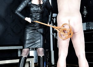 Leather Lady Lashings  - Lady Victoria Valente / Chastity / Leather